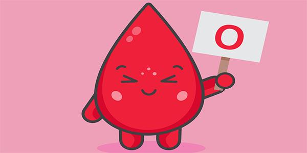 Ở Việt Nam hiện nay có khoảng 50% dân số mang nhóm máu O (Ảnh internet)