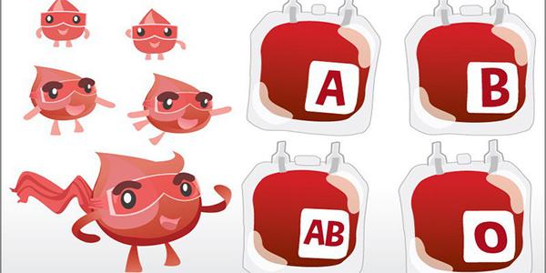Nhóm máu O có thể truyền cho tất cả các nhóm máu khác (Ảnh: Internet)