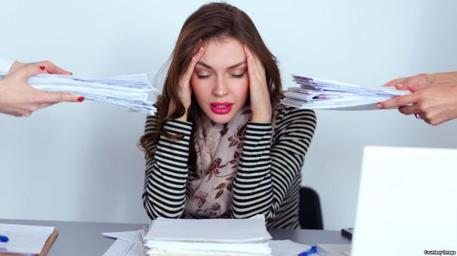 Căng thẳng trong công việc (Nguồn hình ảnh: Internet)