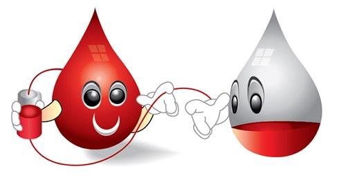 Nhóm máu cho và nhận (Nguồn hình ảnh: Internet)