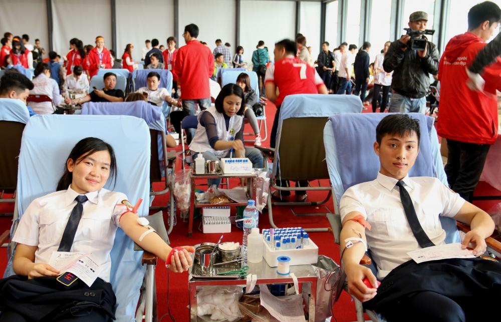Hiến máu, cách hữu hiệu nhất để xác định nhóm máu