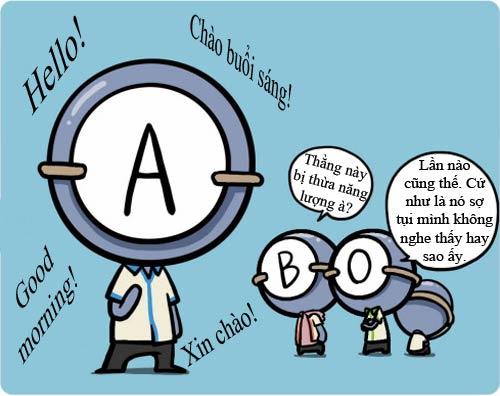 Là bạn bè tất cả các nhóm máu (Nguồn hình ảnh Internet)