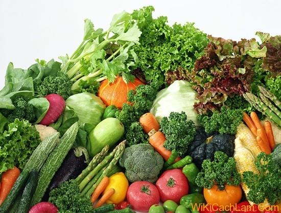 Rau, củ, quả món ăn không thể thiếu (Nguồn hình ảnh: Internet)